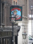 LONDON HAS MANY INTERESTING PUBS