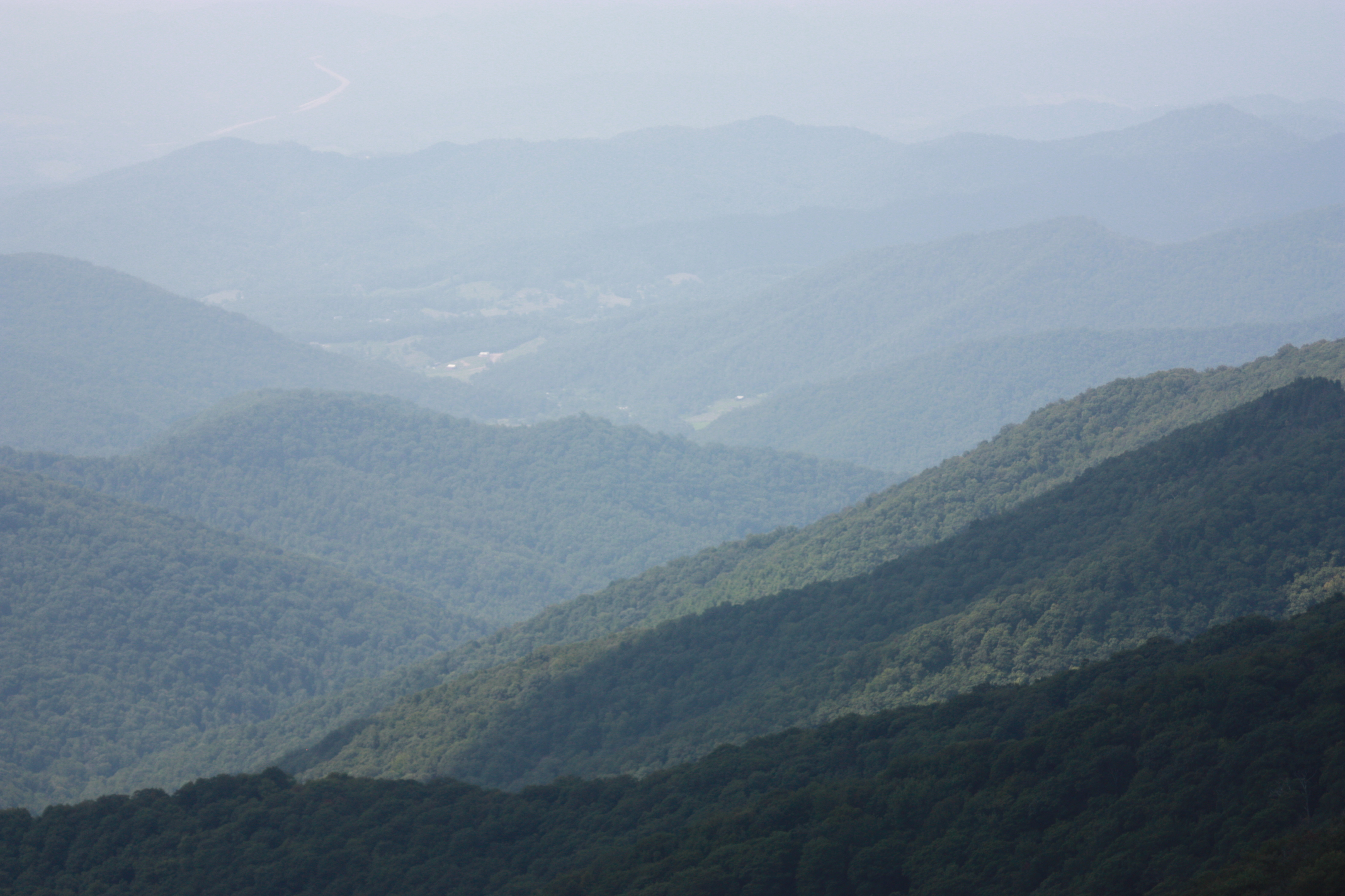 who named the blue ridge mountains-#9